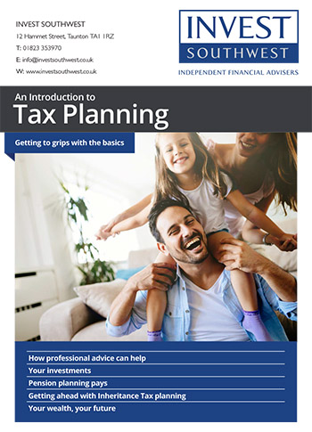 Invest Southwest Tax Planning 2019