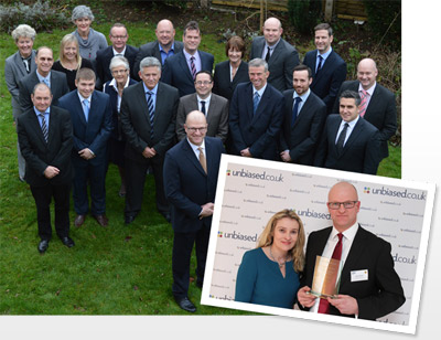 Invest Southwest - Financial Adviser of the Year