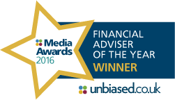 Invest Southwest - Financial Adviser of the Year -Media Awards